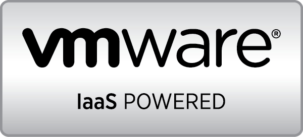 VMware IaaS Powered バッジ